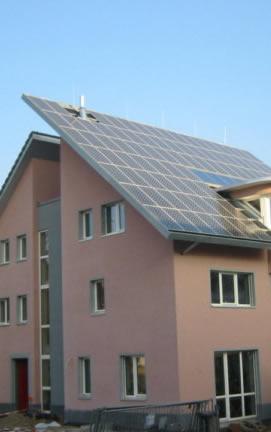 Střechy pro pasivní domy